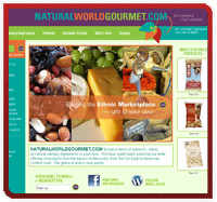 Natural World Gourmet